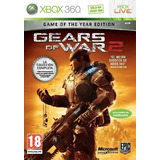 Juego Gears Of War 2 Xbox 360. Digital