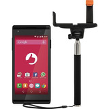 Smartphone Positivo Selfie Dual S455 Preto - Android 5.0 Lol