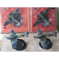 Aviones Ingleses De La 2da Guerra Mundial Altaya, Esc. 1:72