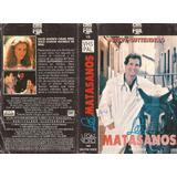 Los Matasanos Vhs Steve Guttenberg Bad Medicine 1985