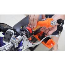 Candado Bloqueador Manija Freno Acelerador Motocicleta Scoot