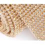 Manta De Strass 22x120 - 100% Cristal Atacado Preço Imbatíve