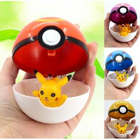 Pokebola Tamanho + Pokemon Surpresa Pokeball Pokemon Go