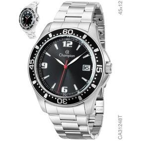 5510f2bb752 Relogio Champion Preto - Relógio Champion Masculino no Mercado Livre ...