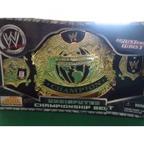 Wwe, Cinturón Campeón Indiscutible