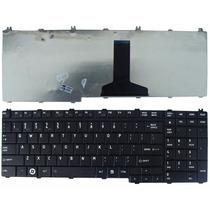 Teclado Toshiba L350 L500 L550 P200 P300 A500 A505 L505 Us