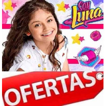 2 X 1 Kit Imprimible Soy Luna Cotillon Cumpleaños Tarjetas