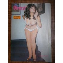 Grace Renat Sexy Foto En Portada Diversion Mexico 1980