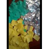 Papel Metalizado Y De Colores Para Máquina Lanza Papeles