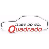 Compre 1 Leve 5 Adesivo Clube Do Gol Quadrado