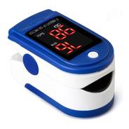 Oximetro De Pulso Digital Monitor Saturación De Oxigeno Dedo