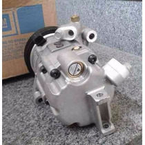 Compressor Corsa/celta Argentino Zexel 99/00/01/02/03 Orig.