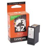 Lexmark International, Cartucho Negro Para X6570 (catego
