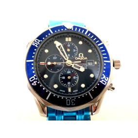 9f46e86b6db Relógio O M G - 007 - Plant Ocean - Frete Grátis. R  599 99