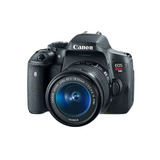 Camara Canon Rebel T6i (w)