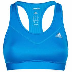 Bra Top Atletico Techfit Solid Mujer adidas Ay3103