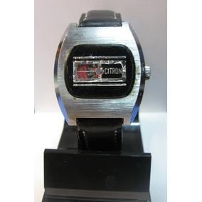Reloj Citron Horas Saltantes Vintage