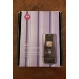 Motorola W510 Caja