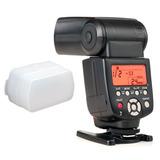 Flash Yongnuo Yn560-iii Yn560iii Para Nikon Canon + Difusor