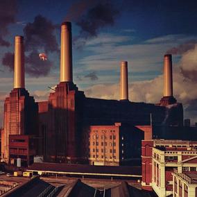 Cd Pink Floyd Animals - Original Lacrado