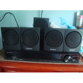 Home Theater Dvd Sony 5.1