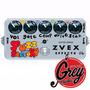 Pedal De Efecto Zvex Fuzz Factory Para Guitarra