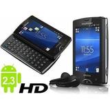 Sony Ericsson Xperia Mini Pro Sk17 Pro Qwerty 3g Whatapp