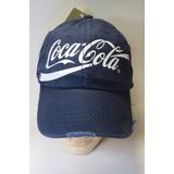 Boné Coca Cola Acessories Vintage Estilo Retrô Várias Cores