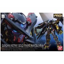 1/144 Rg Ban-dai Gundam Astray Gold Frame Amatsu Mina Rondo