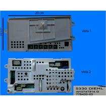 Tarjeta Control Lavadora Whirlpool W10747314