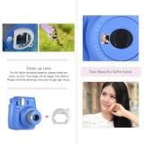 Fujifilm Instax Mini 9 Vermelho Azul
