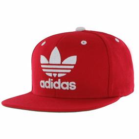 gorras adidas hombre roja