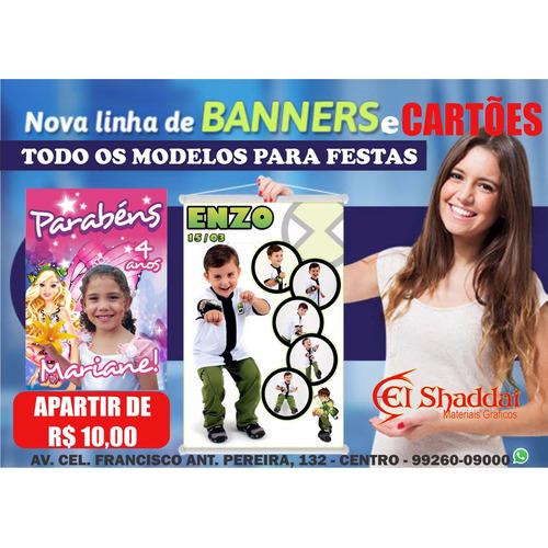 Banners, Adesivos E Faixas