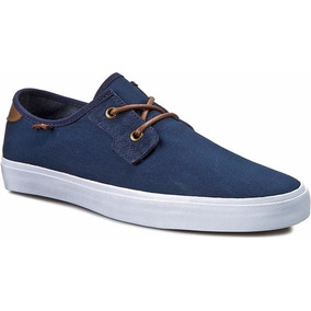 Tenis Vans Casual Authentic Michoacan Sf Vn-00019iiw6 Marino