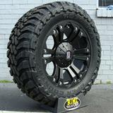 Llantas Aro 20 Jeep Wrangler Xd Monster Carwheels