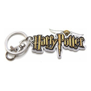 Llavero Harry Potter Logo Metalico