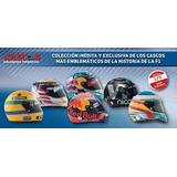 Coleccion De Cascos F1 Grandes Premios, Primeros 6