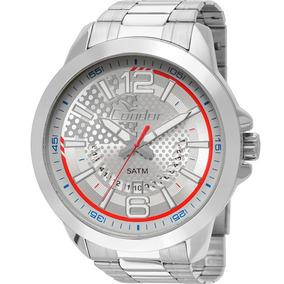 6a16bd40f Relógio Condor Masculino Prata Original Prateado Co2115xi 3k