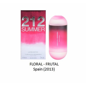 Carolina 212 Summer 60ml. Tester (perfumes Hueta)