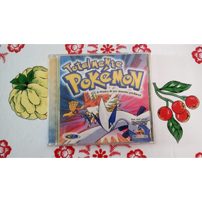 Cd De Musica Original Totalmente Pokémon Completo