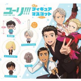 Yuri On Ice Vol.1 Llaveros Original Japones Yuri!!! Anime