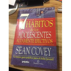 Libro Los 7 Hábitos De Los Adolescentes Altamente Efectivos