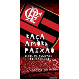 Toalha De Banho Flamengo Buettner Veludo Raça