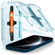 Vidrio Templado Spigen iPhone 12 Pro Max X2