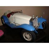 Carro A Escala Marca Burago / Alfa Romeo Spider 1932
