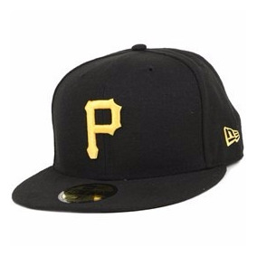 Gorra New Era 59fifty Pitsburgh Pirates Game