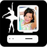 10 Bailarina Porta Retrato Mdf Branco D Fábrica Frete Gratis