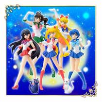 Sailor Moon Figures Collection Ed. Colec. - Frete Grátis