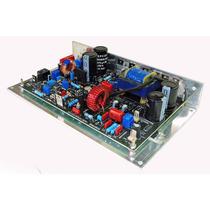Módulo Amplificador Digital 500 Watts Rms + Fonte Completa