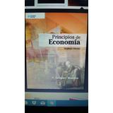 Libro Principios De Economía Gregori Mankiw 7°edicion